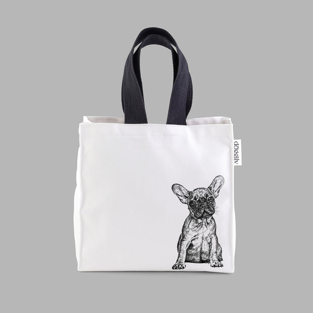 FRENCH BULLDOG - LUNCH BAG - doggily