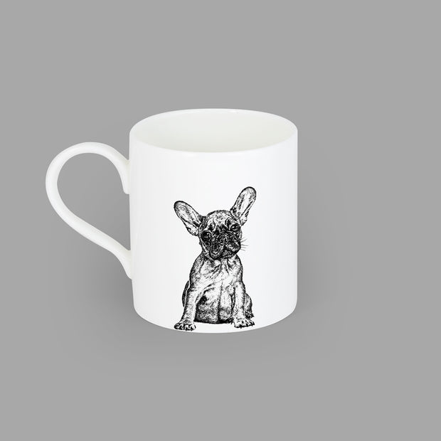 FRENCH BULLDOG - LARGE MUG (400ml) - doggily