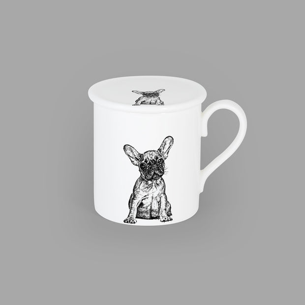 FRENCH BULLDOG - STANDARD MUG (300ml) - doggily