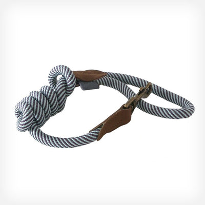 LUXURY WOVEN CORD DOG LEADS