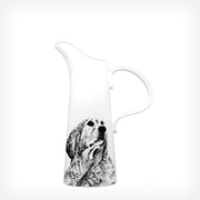RETRIEVER - LARGE JUG (25cm HIGH) - doggily