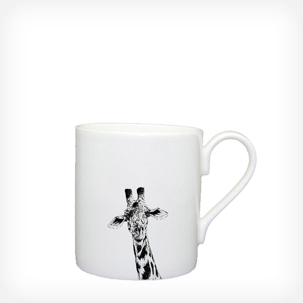 GIRAFFE - LARGE MUG (400ml) - doggily