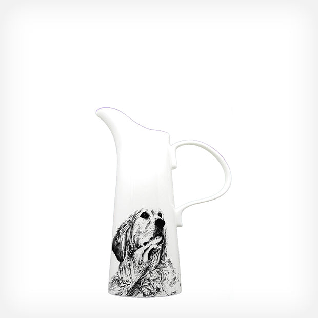 RETRIEVER - MEDIUM JUG (20cm HIGH) - doggily