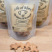 MINI GINGERBREAD MEN from LIFE OF RILEY - 100g - doggily