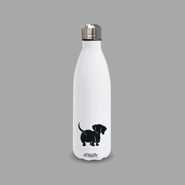 SASSY SAUSAGE INSULATED DRINKS BOTTLE - 500ml