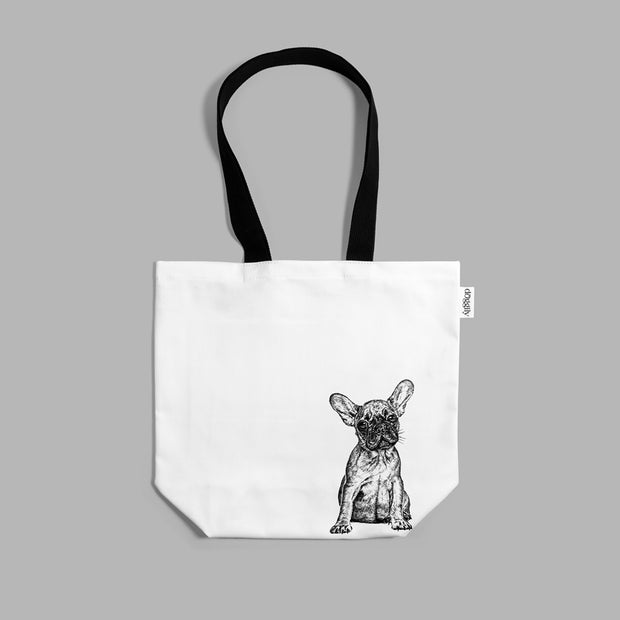 FRENCH BULLDOG - SHOPPING BAG - doggily