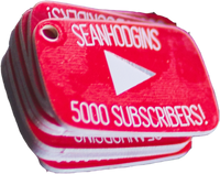 5000 Subscriber Giveaway PCB!