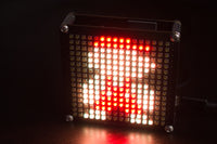 PIXO Pixel - An ESP32 Based IoT RGB Display