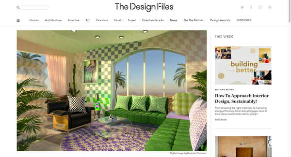 The Design Files - 'A Weird And Wonderful New Online Design Shop Has Landed!'