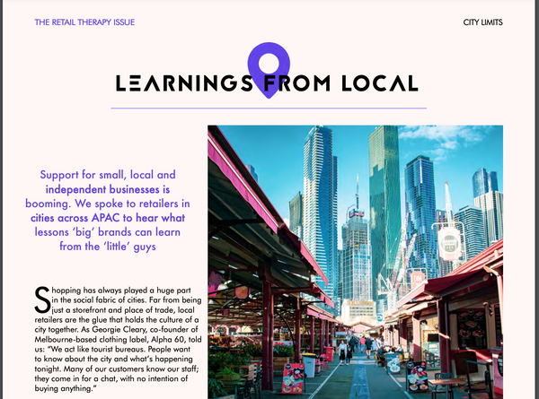 City Limits - 'Learning From Local'