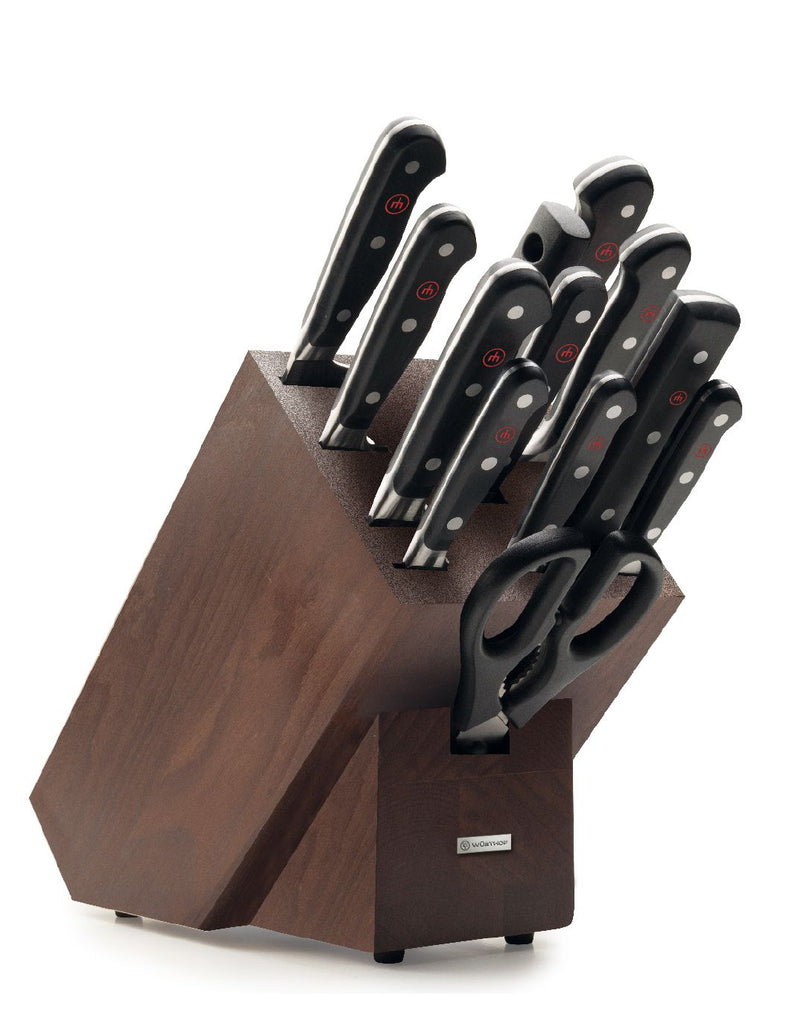 Wusthof Classic Knife Block Set 12pc