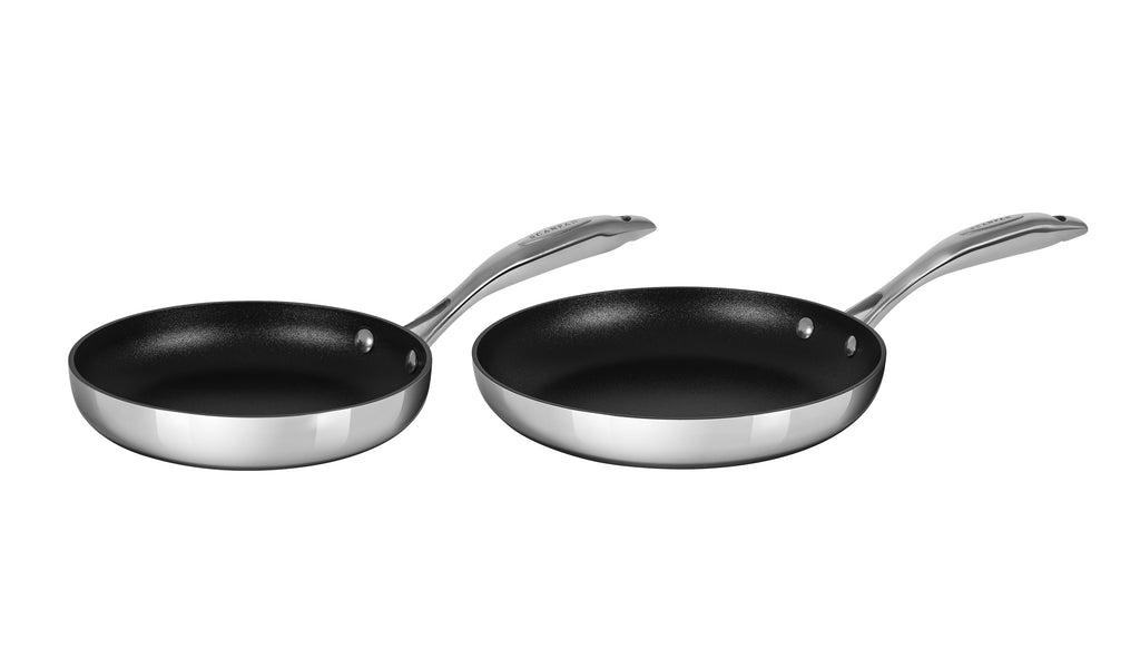 SCANPAN HaptIQ 2pc Frying Pan Set