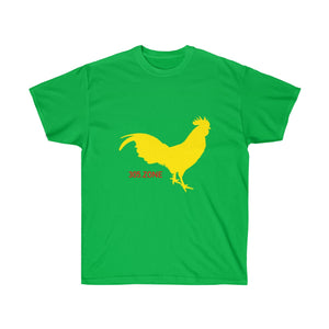 305.Zone Rooster - Unisex Ultra Cotton Tee