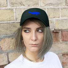 Load image into Gallery viewer, Blue Manatee - Unisex Twill Hat