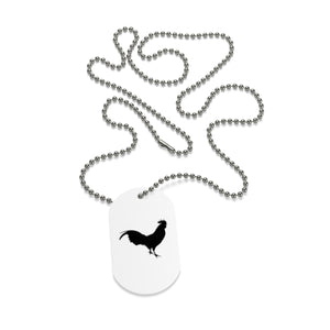 Rooster - Dog Tag