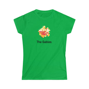 The Gables  Hibiscus Women's Softstyle Tee