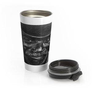 """Willie after 6PM"" - Stainless Steel Travel Mug"