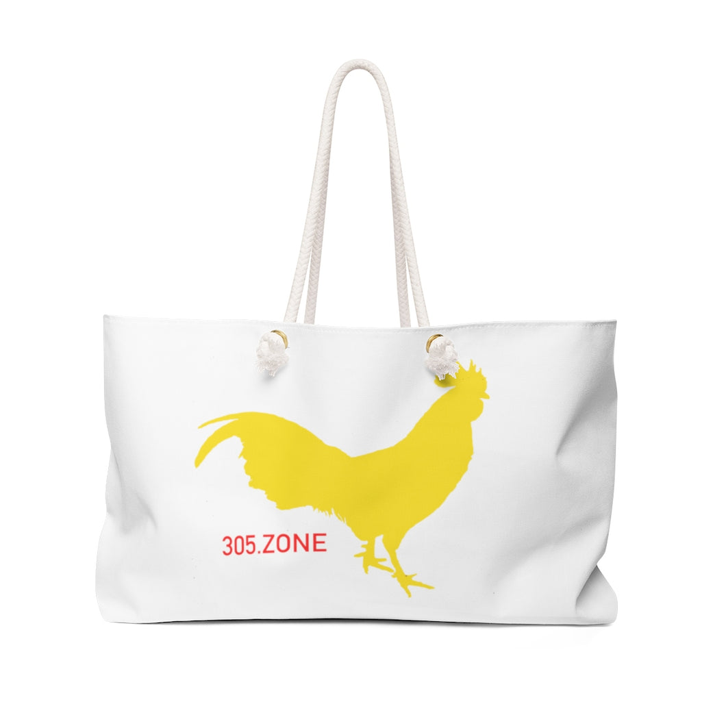 Yellow Rooster 305.ZONE - Weekender Bag