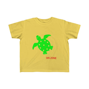Sea Turtle - Kid's Unisex Fine Jersey Tee
