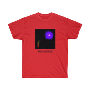 """Looking at the Stars"" - Unisex Ultra Cotton Tee"