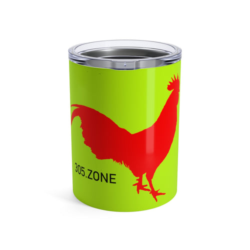 305.ZONE Red Rooster Tumbler 10oz