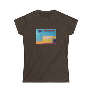 Motel California - Women's Softstyle Tee