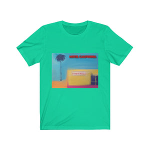 Motel California - Unisex Jersey Short Sleeve Tee