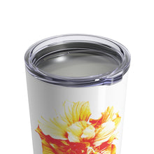 Load image into Gallery viewer, Hibiscus Flower Logo Tumbler 10oz