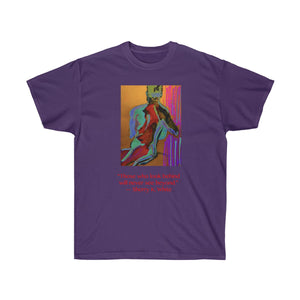 """Vision"" - Unisex Ultra Cotton Tee"