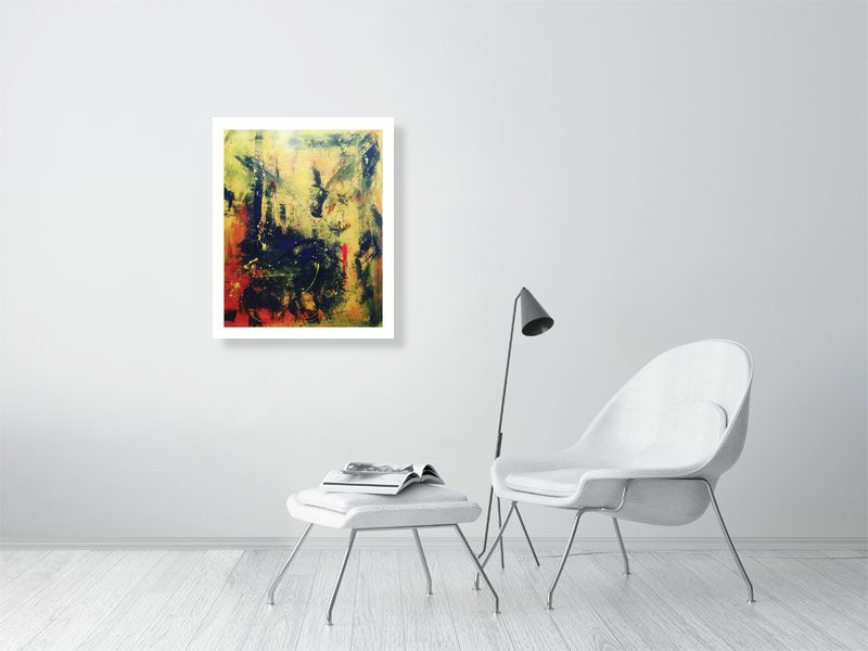 Abstract II - Giclee