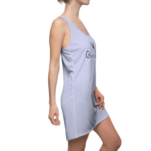 """Grovite"" - Women's Cut & Sew Racerback Dress"