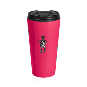 Many Versions of Ourself - Stainless Steel Travel Mug