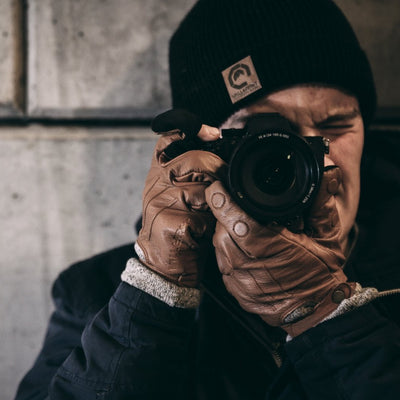 Urbex Photography Gloves