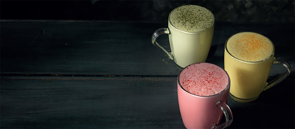 Top five drink trends to add to your menu using pure powders