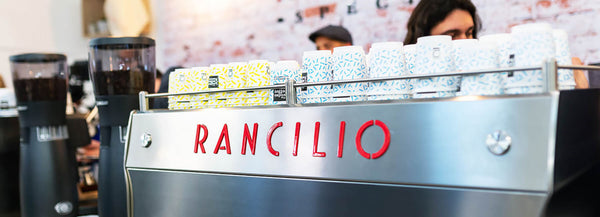 We are now a Rancilio supplier!