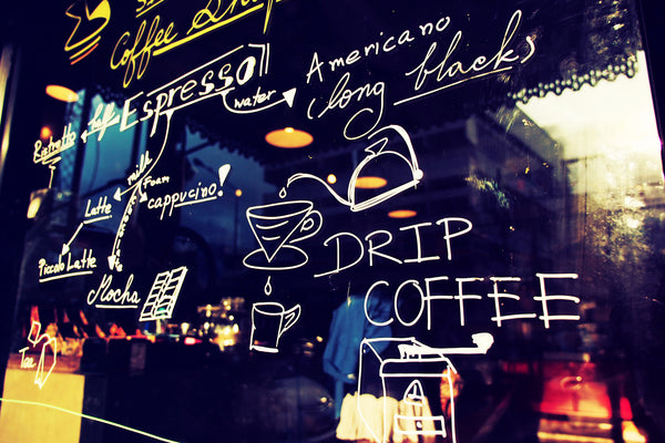 How to Create a Coffee Shop Menu