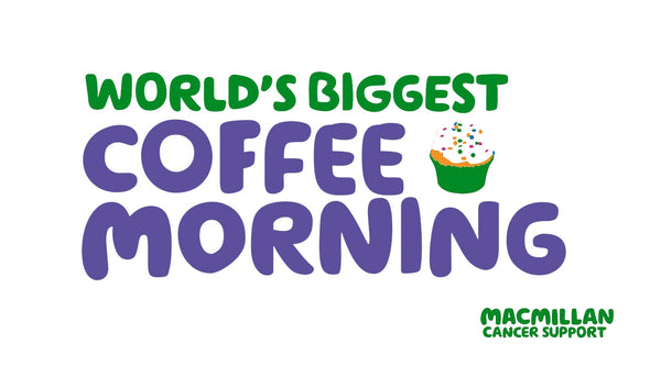 Nothing stops a Macmillan coffee morning
