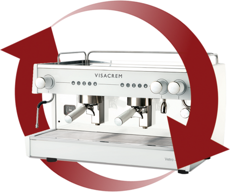 Espresso Machine Part Exchange
