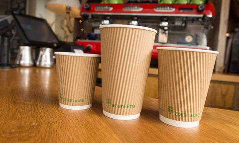 Edenware biodegradable cups