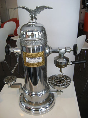 Rancilio Vertical Espresso Machine