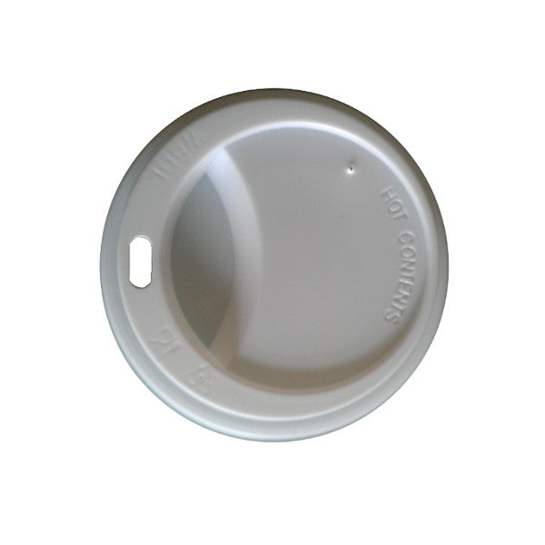 Lids for 4oz Espresso Takeaway Cups White (1000 Lids)