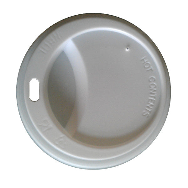 Lids for 8oz Takeaway Cups White (1000 Lids) 20 Discount