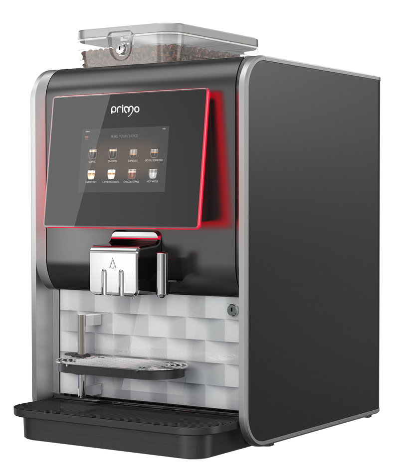 Primo Touch Compact Commercial Coffee Machine