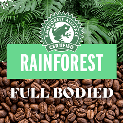 Rainforest Alliance Coffee Beans 1kg