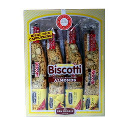 Almond Biscotti, 24 Individually Wrapped