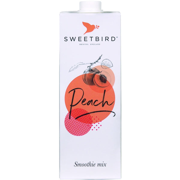 Sweetbird Peach Smoothie 1 Litre