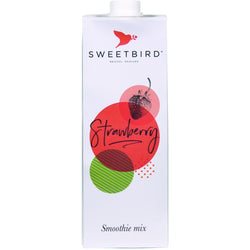 Sweetbird Strawberry Smoothie 1 Litre