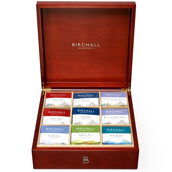 Birchall Tea Display Box