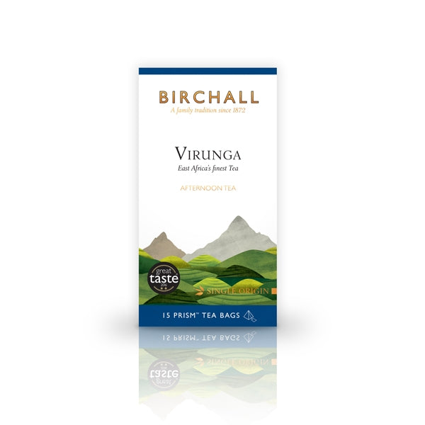 Birchall Afternoon Tea - 15 Prism Tea Bags