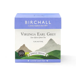 Birchall Virunga Earl Grey - 250g Loose Leaf Tea
